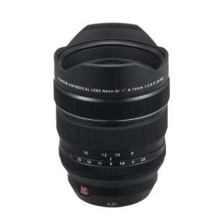 カメラレンズ XF8-16mmF2.8 R LM WR FUJINON(フジノン) ブラック [FUJIFILM X /ズームレンズ]