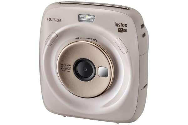富士フイルム ハイブリッドインスタントカメラ「instax SQUARE SQ20」INSSQUARESQ20