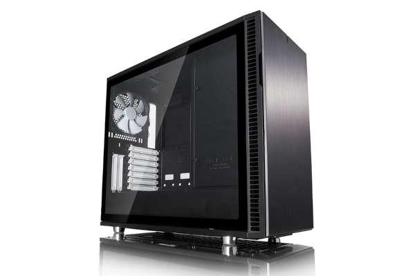 PCケースのおすすめ18選 FRACTAL DESIGN「Define R6」FD-CA-DEF-R6C-BK-TGL