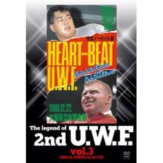 The Legend of 2nd U.W.F. vol.3 1988.11.10愛知&12.22大阪 【DVD】