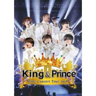 King & Prince/ King & Prince First Concert Tour 2018 通常盤 【ブルーレイ】