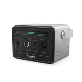 Anker PowerHouse (120600mAh ポータブル電源)  black A1701511-9 A1701511-9