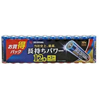 LR6BP/12P 単3電池 BIG CAPA PRIME(ビッグキャパ) [12本 /アルカリ]