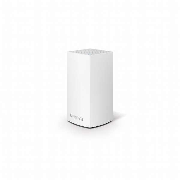 WHW0101-JP wifiルーター VELOP デュアルバンド メッシュ ホワイト [ac/n/a/g/b]