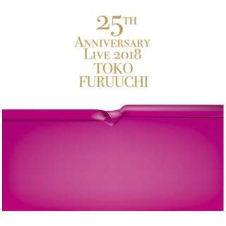 古内東子/ 25TH  ANNIVERSARY LIVE 2018 TOKO FURUUCHI 【CD】