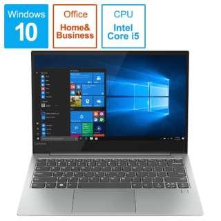 Yoga S730 ノートパソコン プラチナ 81J0004TJP [13.3型 /intel Core i5 /SSD:256GB /メモリ:8GB /2018年11月モデル]
