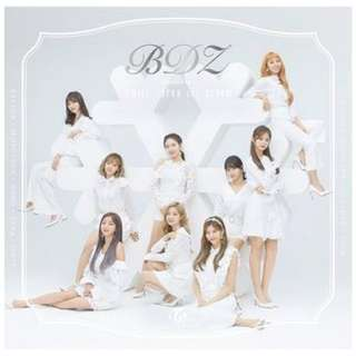 TWICE/ BDZ -Repackage- 初回限定盤 【CD】