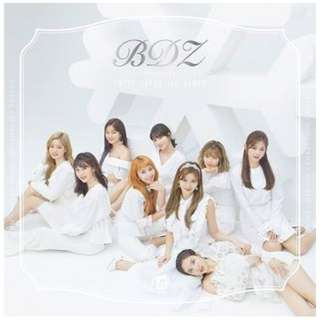 TWICE/ BDZ -Repackage- 通常盤 【CD】
