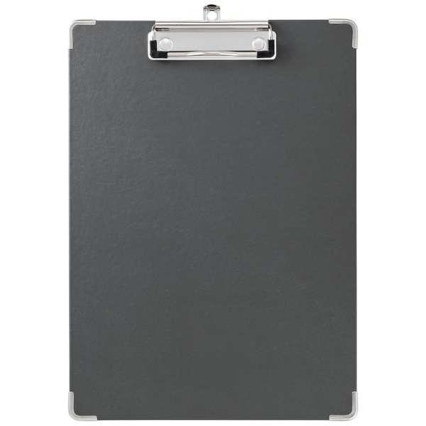 [クリップボード] 用箋挟み(A4E) 8305 黒