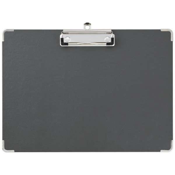 [クリップボード] 用箋挟み(A4S) 8335 黒