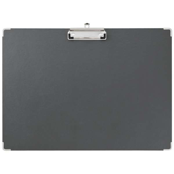 [クリップボード] 用箋挟み(A3S) 8337 黒