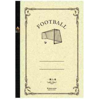 [ノート] みんなの部活ノート (B5 /32枚) S2618290 サッカー