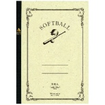 [ノート] みんなの部活ノート (B5 /32枚) S2618400 ソフトボール