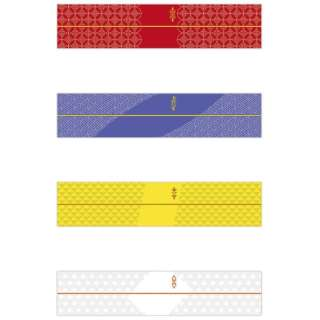 [ラッピングアイテム] のしノートパール小KOMON 縦45mm×横210mm 20枚(4柄5枚) 50-9715