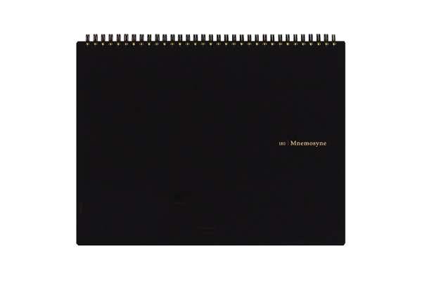 ノートのおすすめ マルマン「Mnemosyne(ニーモシネ)」(リング/5mm方眼罫/A4)