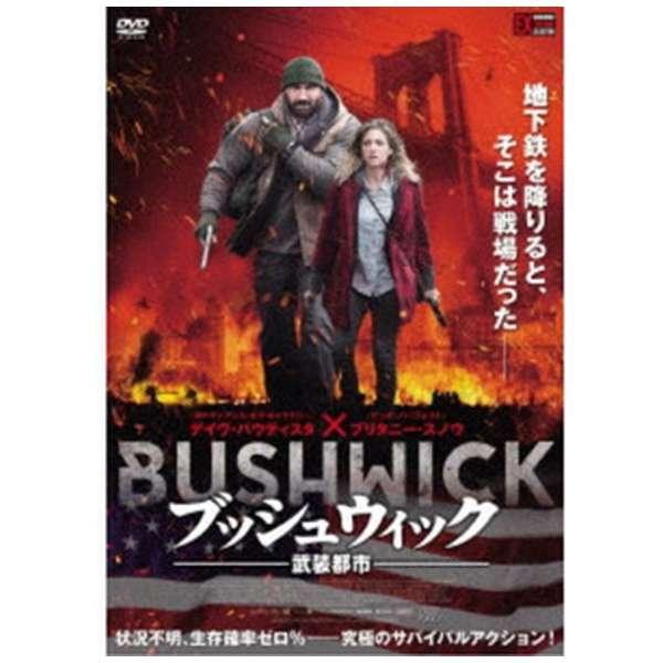ブッシュウィック -武装都市- 【DVD】