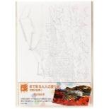 彩で彩る大人の塗り絵 京都の四季3