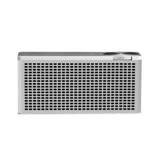 ブルートゥース スピーカー 875419016269JP White [Bluetooth対応]