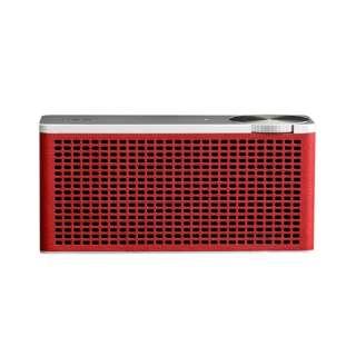 ブルートゥース スピーカー Touring XS 875419016283JP Red [Bluetooth対応]