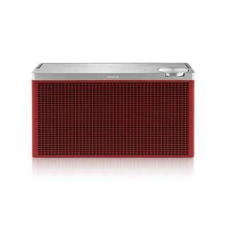 ブルートゥース スピーカー Touring M 875419016368JP Red [Bluetooth対応]