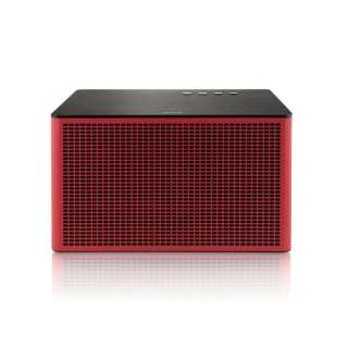 ブルートゥース スピーカー Acustica Lounge 875419016320JP Red [Bluetooth対応]