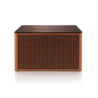 ブルートゥース スピーカー Acustica Lounge 875419016337JP Cognac [Bluetooth対応]