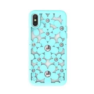 iPhoneXS対応 Fleur SEI9SCSDLFLMT Mint