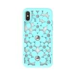 iPhone XS Max対応 Fleur SEI9LCSDLFLMT Mint