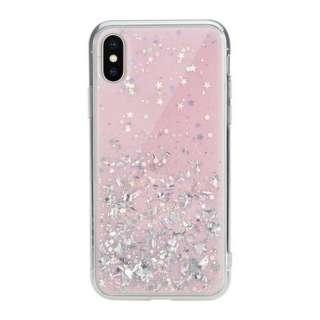 iPhone XS Max対応 StarField SEI9LCSTPSFPK Pink