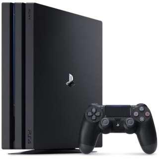 PlayStation 4 Pro (プレイステーション4 プロ) ジェット・ブラック 2TB CUH-7200CB01