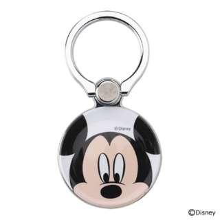 ディズニーキャラクター/iFace Finger Ring Holder アウターサークルタイプ 41-890509 ミッキーマウス