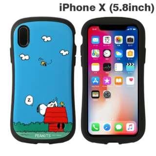 a2b3dd2404 [iPhone XS/X専用]PEANUTS/ピーナッツ iFace First Classケース 41-