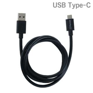 [Type-C]USB3.1Gen2対応 Type-C to Type-A Basic USB Cable 1.0m(ブラック) 276-893609 [1.0m]