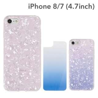 iPhone SE(第2世代)4.7インチ/ iPhone 8/7専用 シェルカラーTPUケース(ピンク) 276-896211