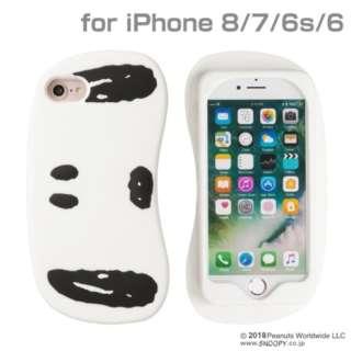 HAMEE ハミィ [iPhone 8/7/6s/6専用]PEANUTS/ピーナッツ マネッコ ...