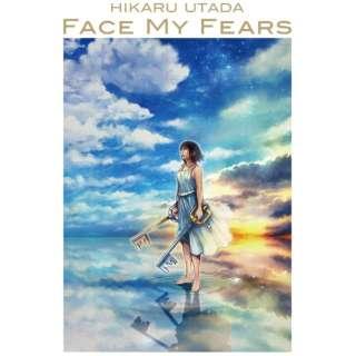 宇多田ヒカル/ Face My Fears 通常盤(初回仕様) 【CD】