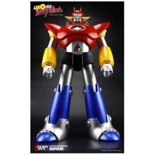 ACTION TOYS スーパーロボット ビニールコレクションシリーズ UFO戦士ダイアポロン
