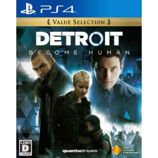 Detroit: Become Human Value Selection 【PS4】