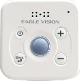 GPS ゴルフナビゲーション&レコーダー EAGLE VISION voice3 EV803