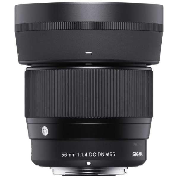 カメラレンズ 56mm F1.4 DC DN Contemporary [マイクロフォーサーズ /単焦点レンズ]