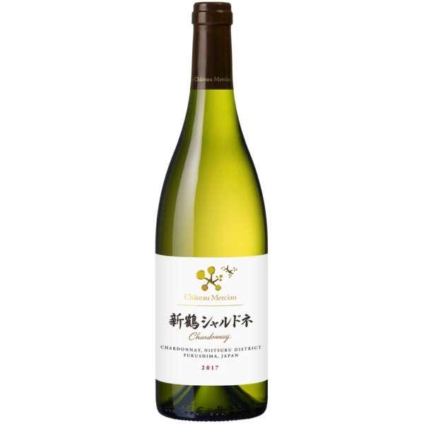 シャトー・メルシャン 新鶴シャルドネ 2017 750ml【白ワイン】