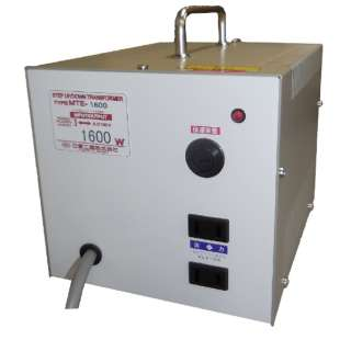 MTE-1600 変圧器