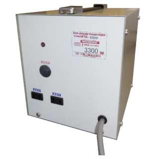 MTE-3300 変圧器