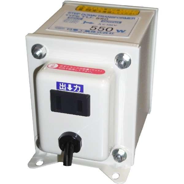 TU-550 変圧器
