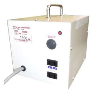 TE-1500 変圧器