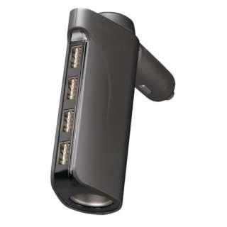 CZ429 USB4ポート オートチャージ+ソケット