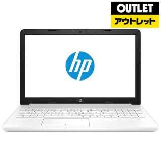 【アウトレット品】 15.6型ノートPC [Win10 Home・Core i3・SSD 256GB・メモリ 8GB] HP 15-da0000  4QM61PAAAAC 【生産完了品】
