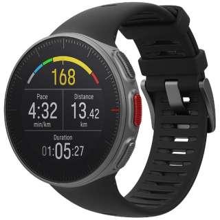 90069633 GPSマルチスポーツウォッチ Vantage V HR ブラック