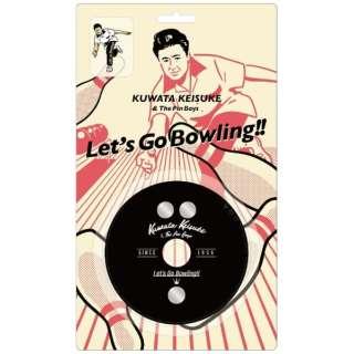 桑田佳祐 & The Pin Boys/ レッツゴーボウリング(KUWATA CUP 公式ソング) 完全生産限定盤 【CD】