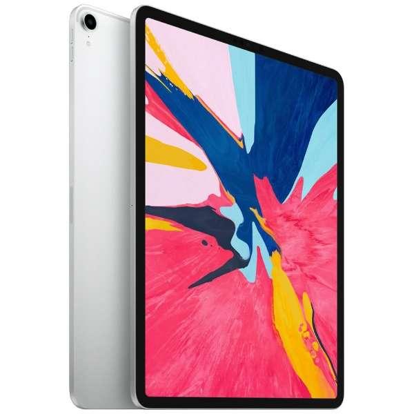 iPad Pro 12.9インチ Liquid Retinaディスプレイ Wi-Fiモデル 64GB - シルバー MTEM2J/A 2018年モデル [64GB]